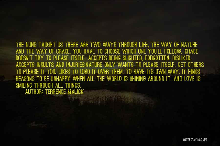 Terrence Malick Quotes 1055162