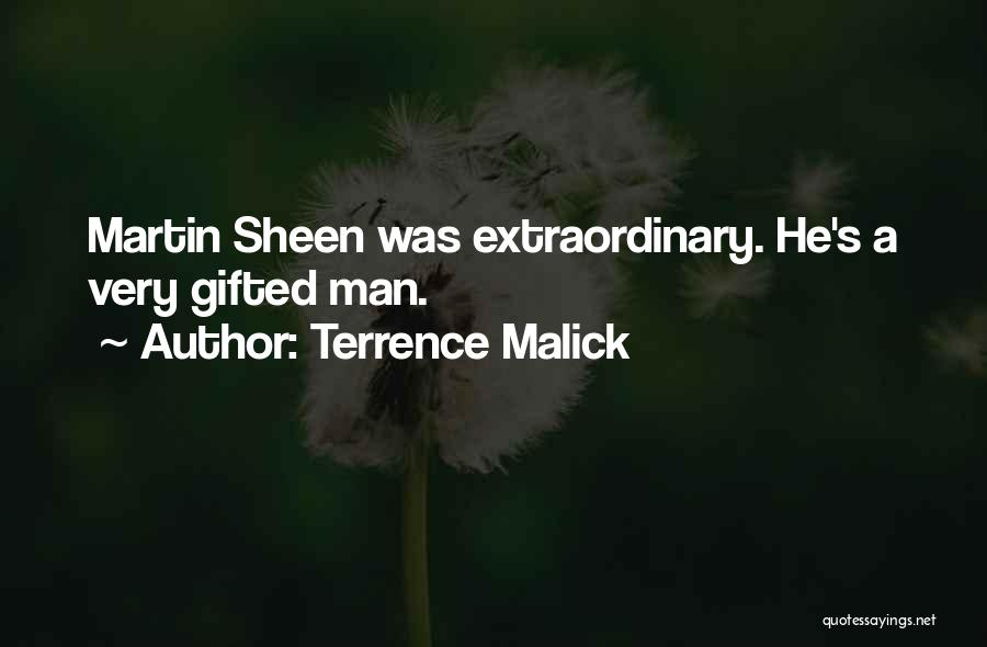 Terrence Malick Quotes 133241