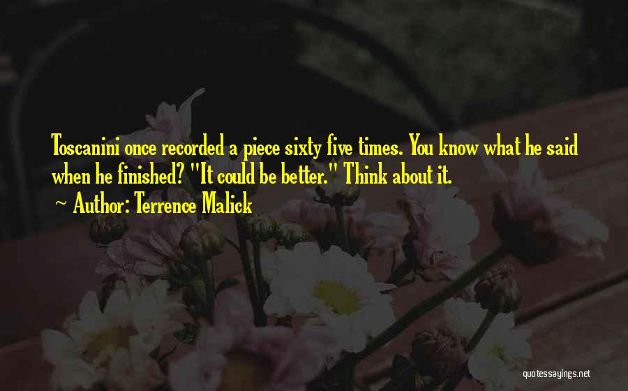 Terrence Malick Quotes 343532