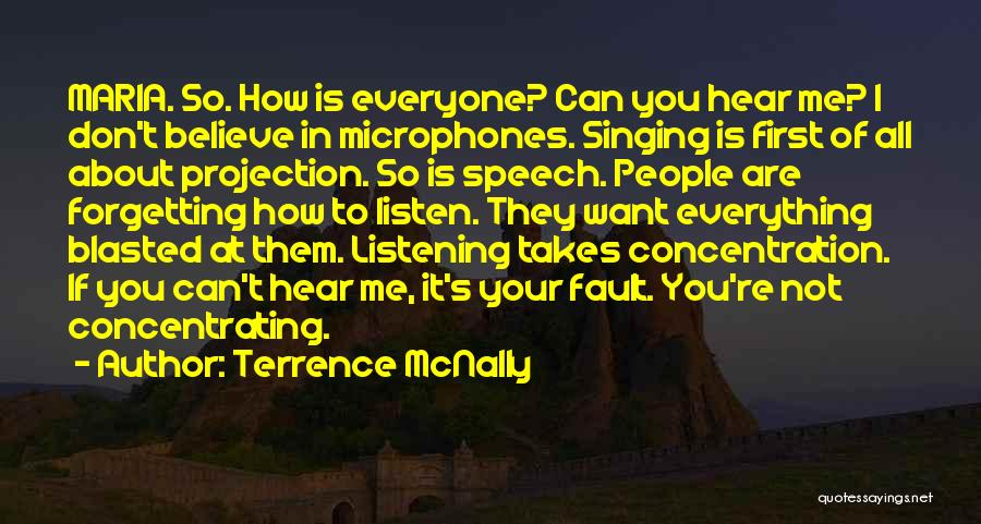 Terrence McNally Quotes 1472126