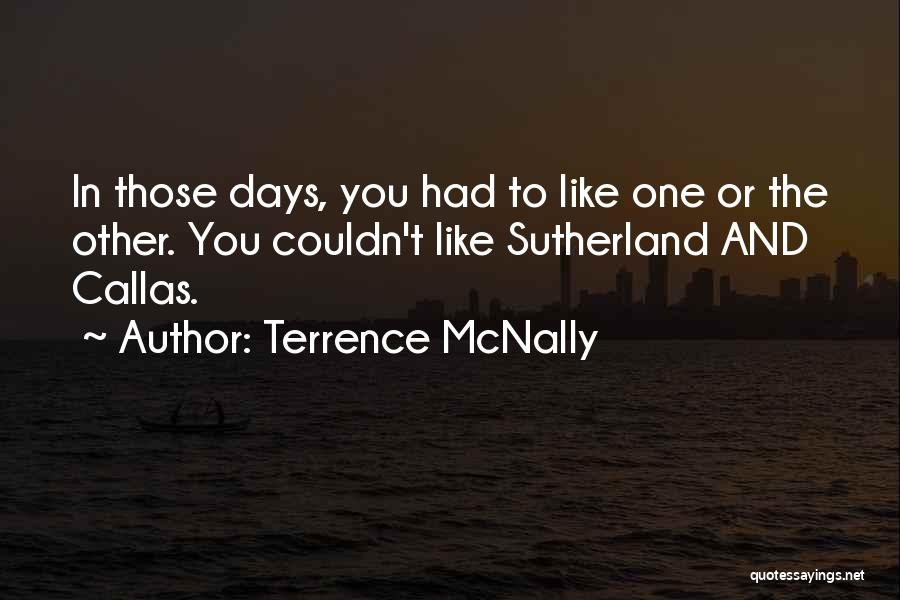 Terrence McNally Quotes 409007