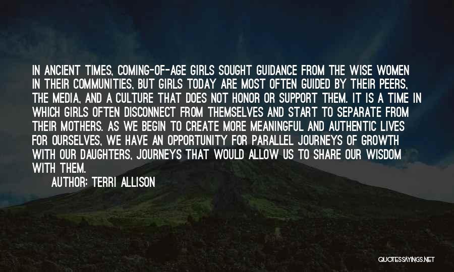Terri Allison Quotes 633365
