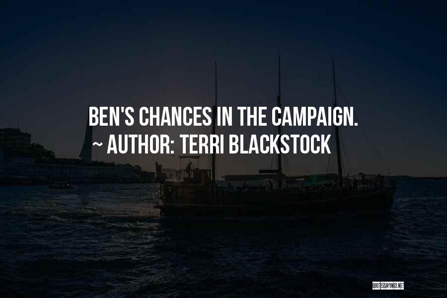 Terri Blackstock Quotes 1230006