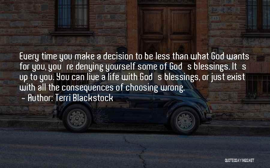 Terri Blackstock Quotes 535118