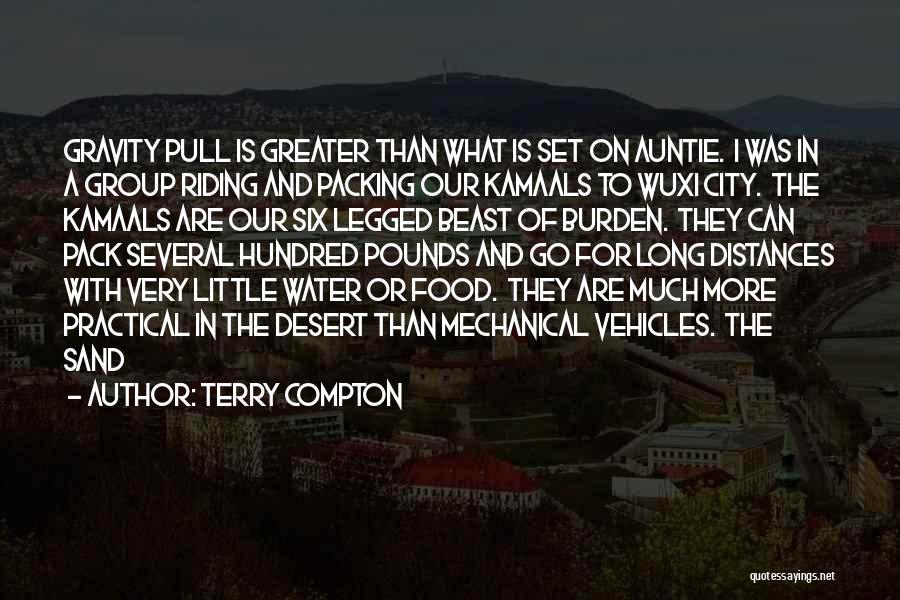 Terry Compton Quotes 1879287