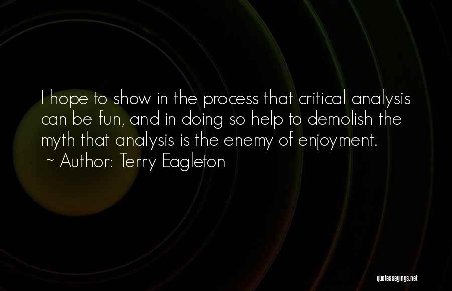 Terry Eagleton Quotes 1274946