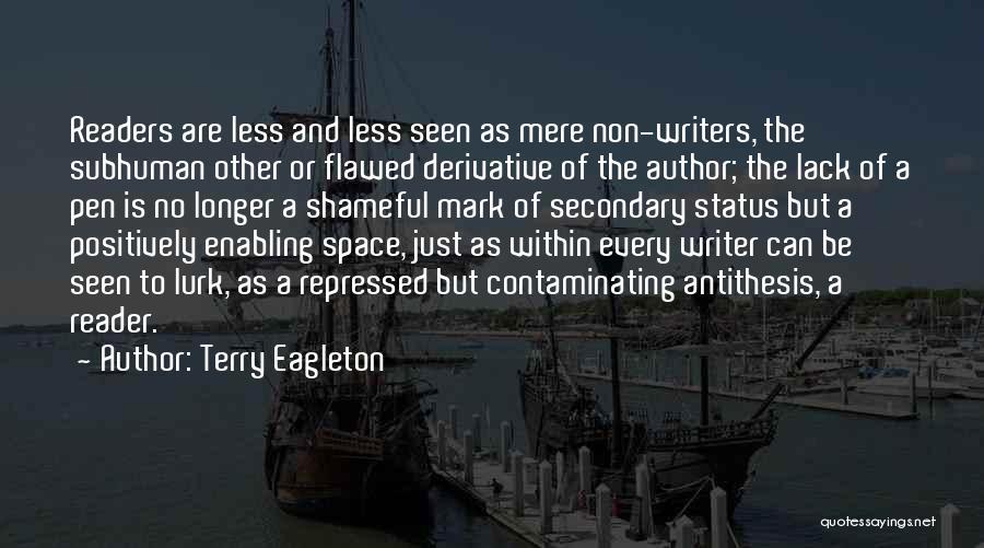 Terry Eagleton Quotes 1662202