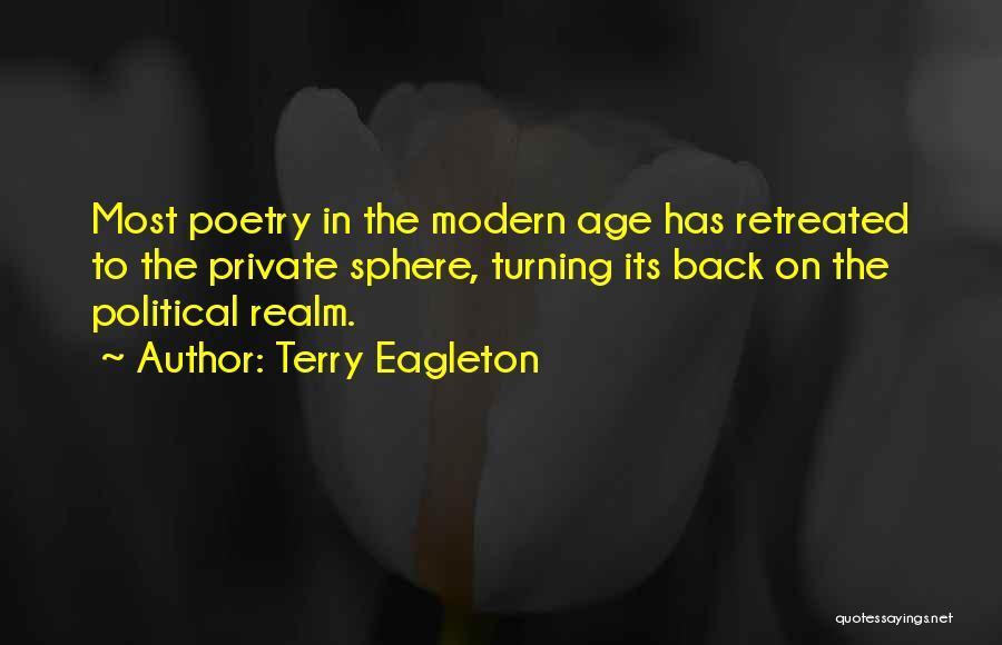Terry Eagleton Quotes 209267