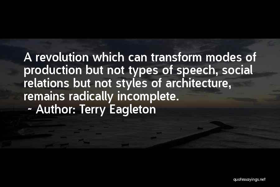 Terry Eagleton Quotes 2104174