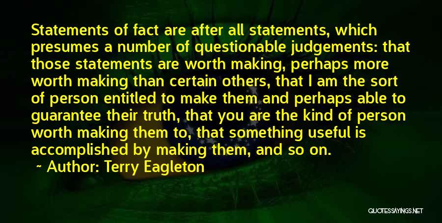 Terry Eagleton Quotes 720301