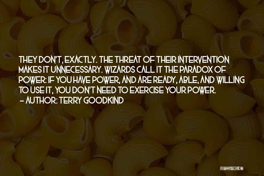 Terry Goodkind Quotes 104294