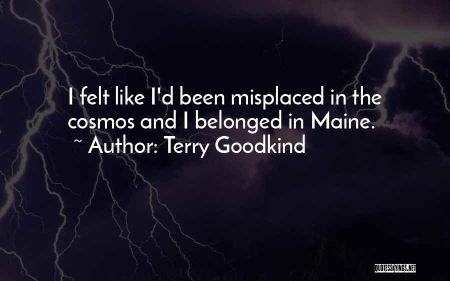 Terry Goodkind Quotes 1245512