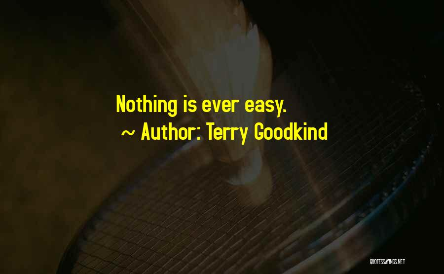 Terry Goodkind Quotes 1277299
