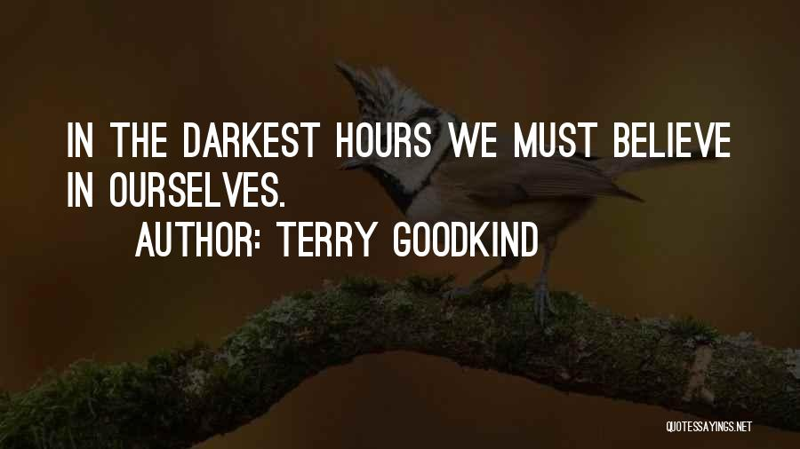 Terry Goodkind Quotes 1375302