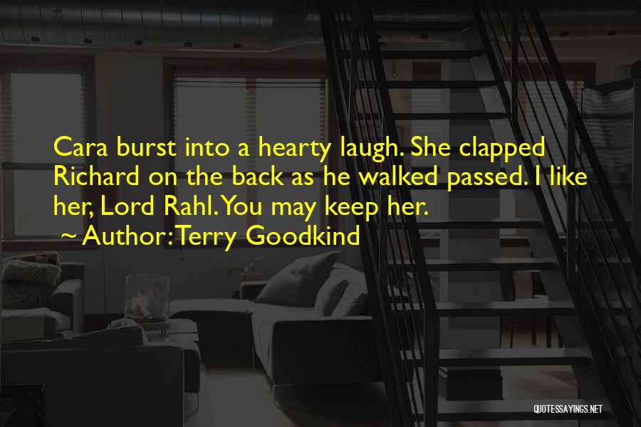 Terry Goodkind Quotes 1419167