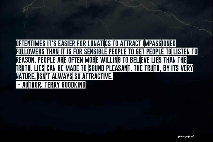 Terry Goodkind Quotes 1457078