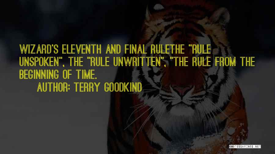 Terry Goodkind Quotes 1553019