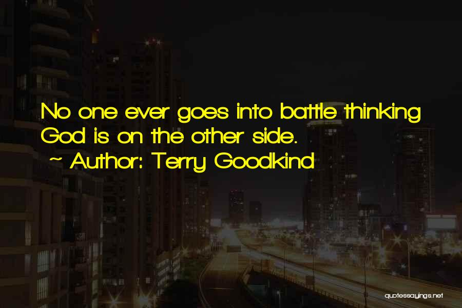 Terry Goodkind Quotes 1619595