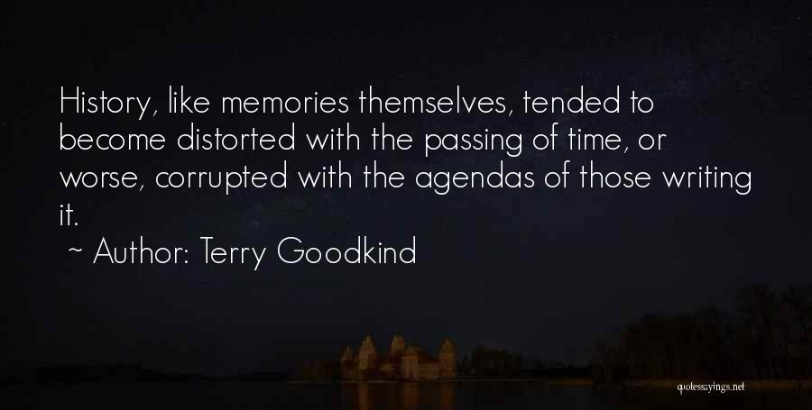 Terry Goodkind Quotes 1752082
