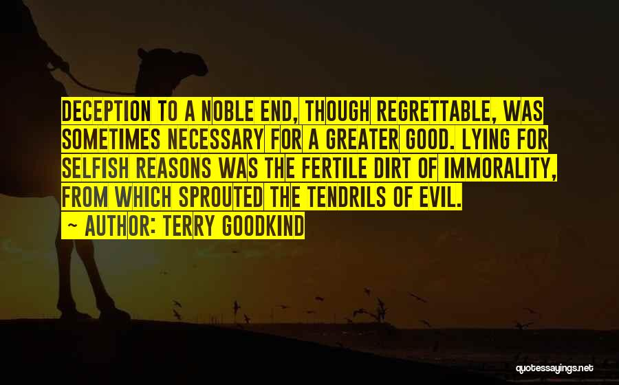 Terry Goodkind Quotes 1771527