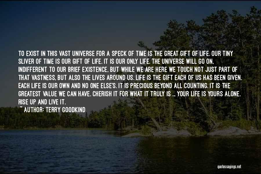 Terry Goodkind Quotes 1935694