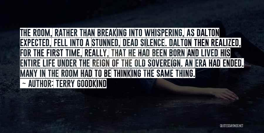 Terry Goodkind Quotes 1947940