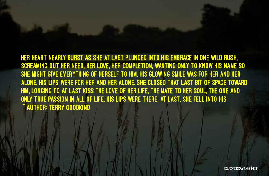 Terry Goodkind Quotes 2067407