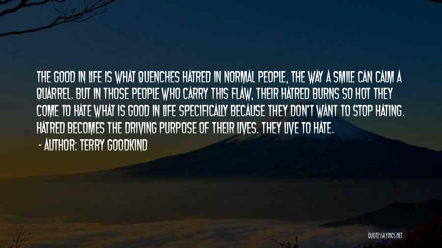 Terry Goodkind Quotes 2167486