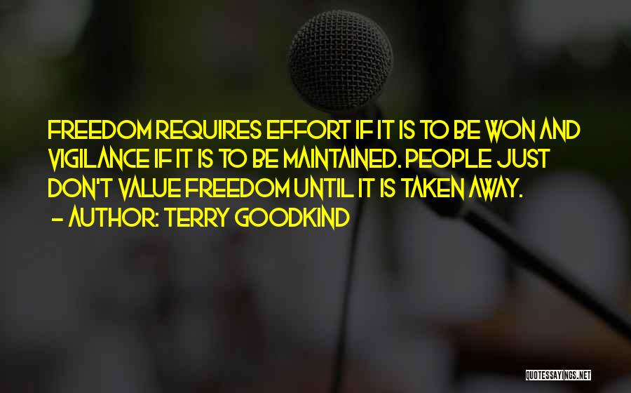 Terry Goodkind Quotes 258173