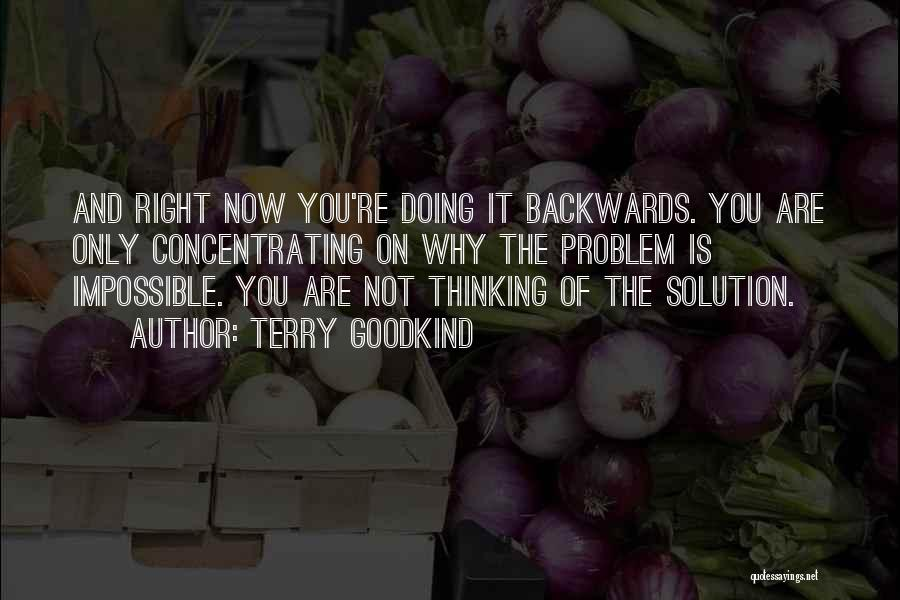 Terry Goodkind Quotes 326734