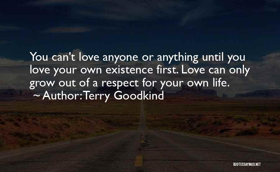 Terry Goodkind Quotes 330156