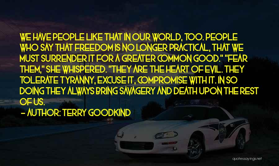 Terry Goodkind Quotes 388667