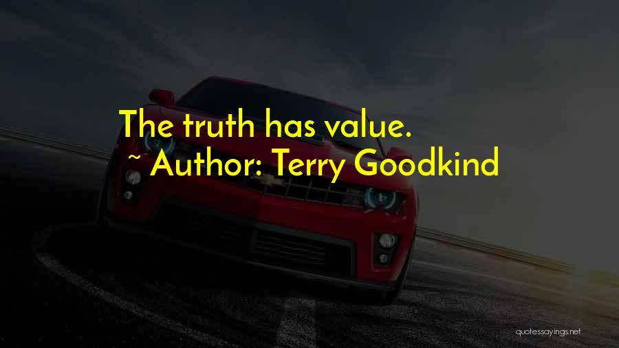 Terry Goodkind Quotes 438071