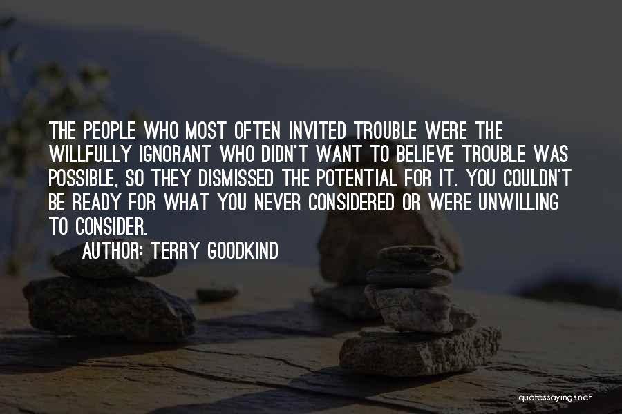 Terry Goodkind Quotes 461088