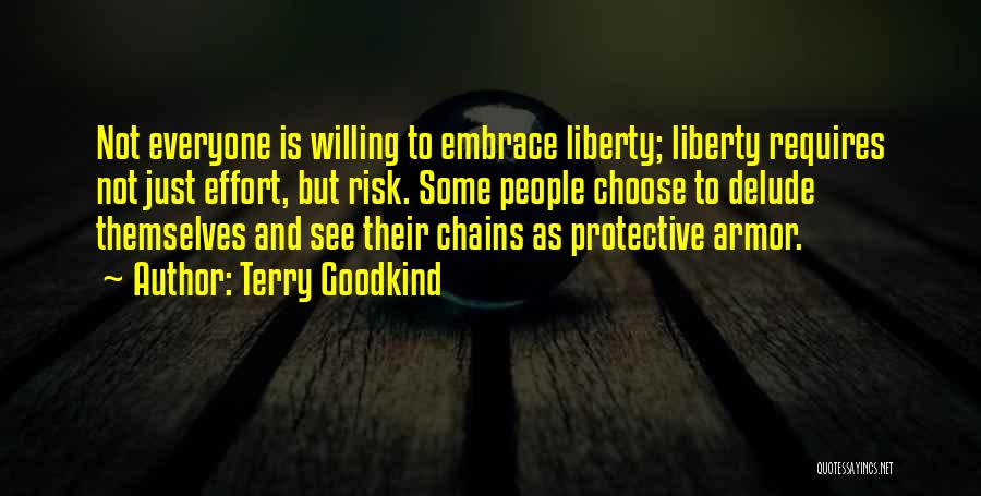 Terry Goodkind Quotes 466207