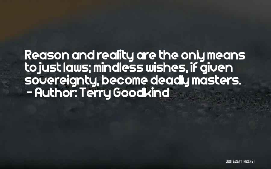 Terry Goodkind Quotes 622754