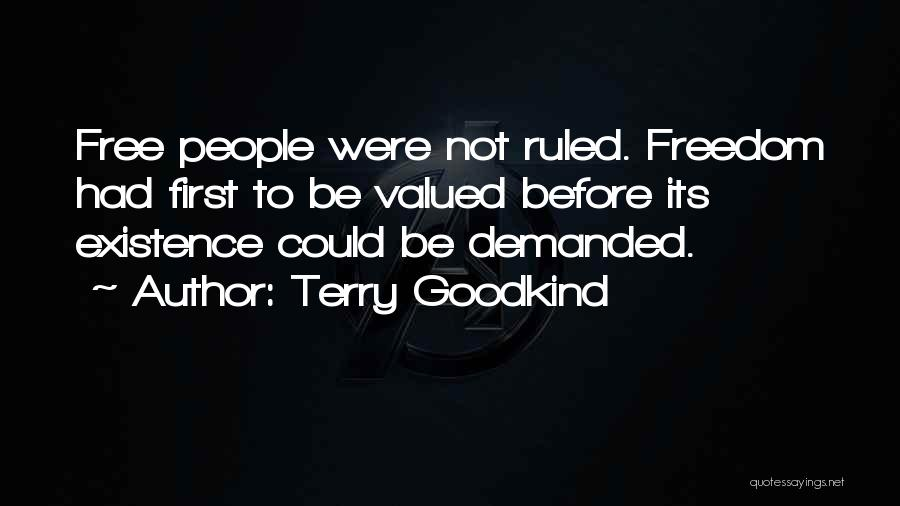 Terry Goodkind Quotes 652722