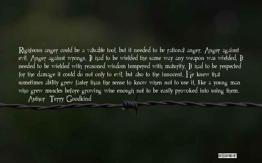 Terry Goodkind Quotes 804858