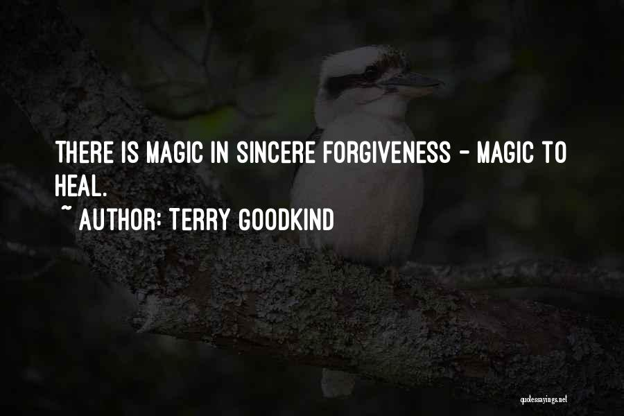 Terry Goodkind Quotes 87946