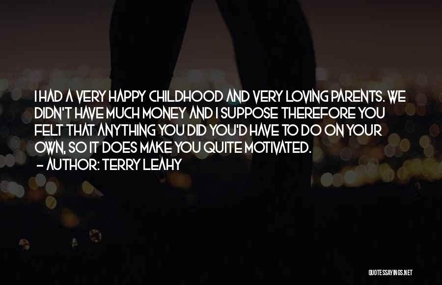 Terry Leahy Quotes 190705