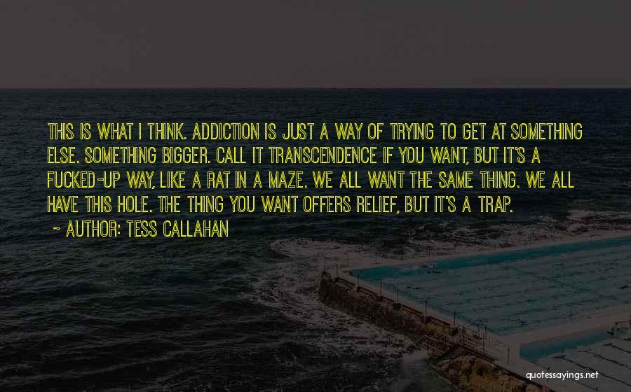 Tess Callahan Quotes 1402787