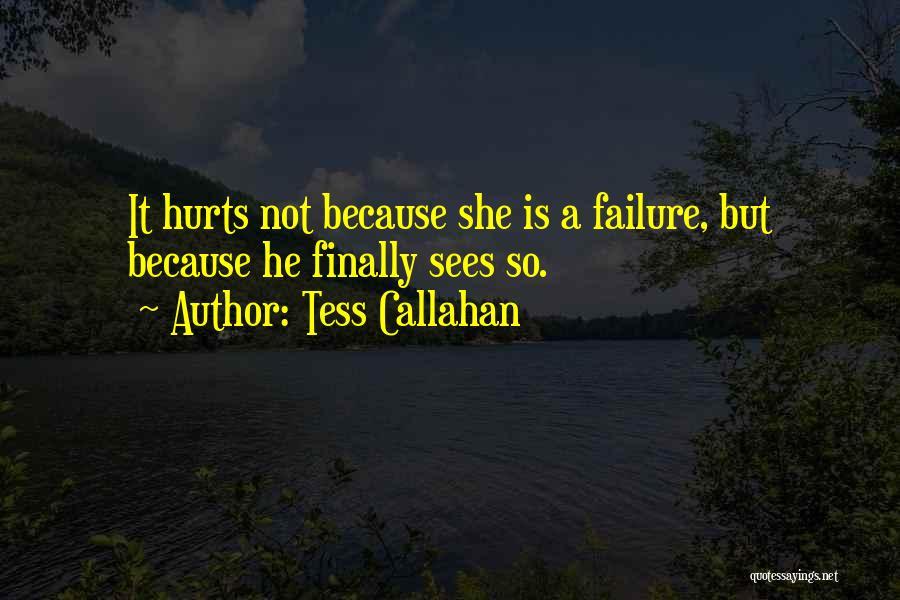 Tess Callahan Quotes 2011485
