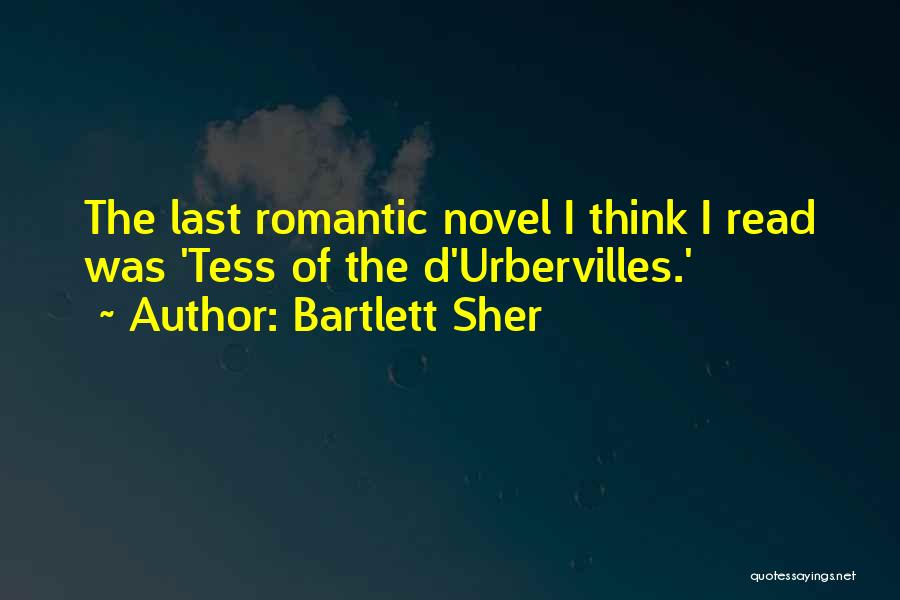 Tess Of The D'urbervilles Quotes By Bartlett Sher