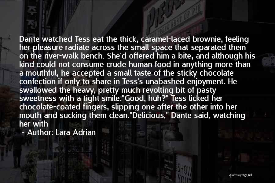 Tess Of The D'urbervilles Quotes By Lara Adrian