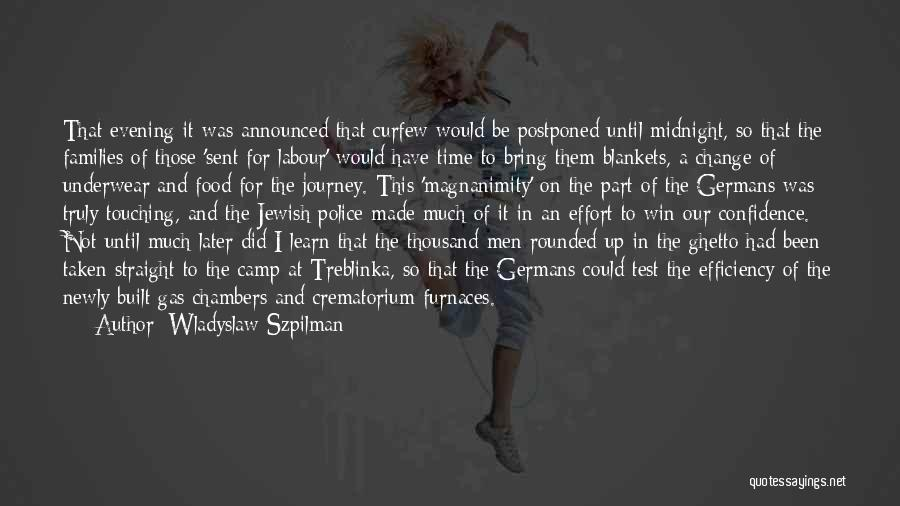 Test Of Time Quotes By Wladyslaw Szpilman
