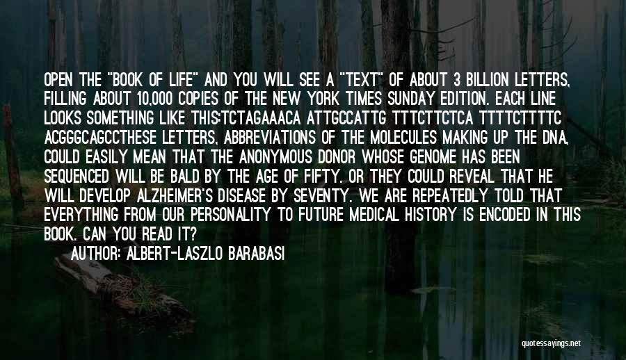 Text Me Quotes By Albert-Laszlo Barabasi