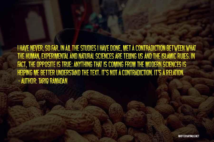 Text Me Quotes By Tariq Ramadan