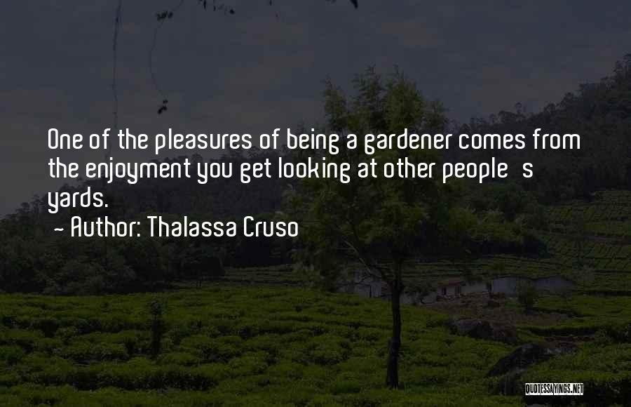 Thalassa Cruso Quotes 1723323