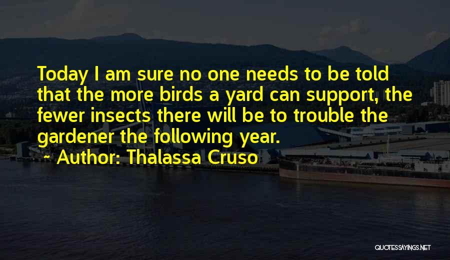Thalassa Cruso Quotes 416062
