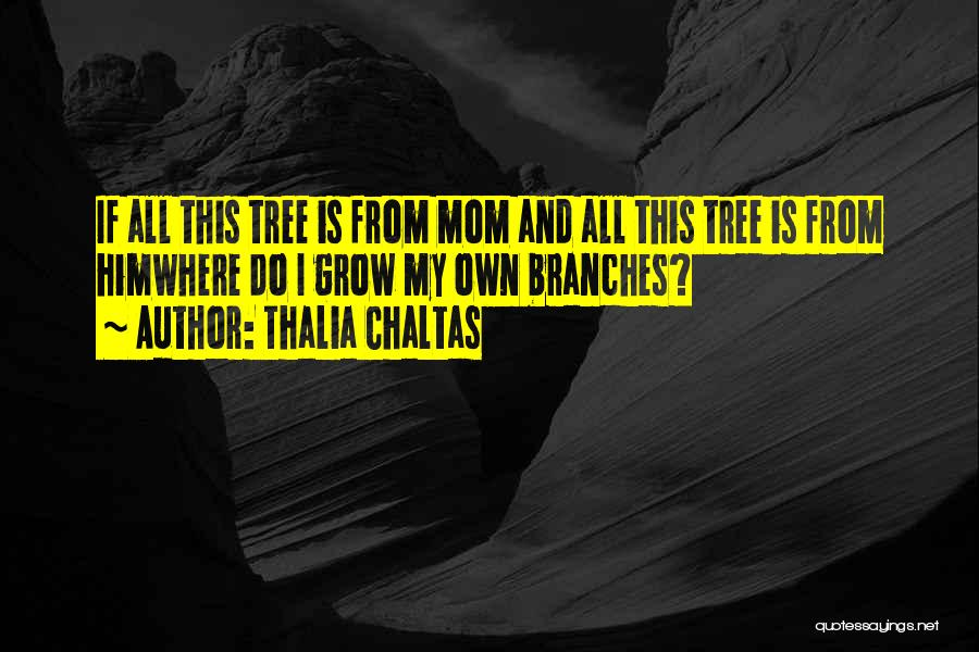 Thalia Chaltas Quotes 158117